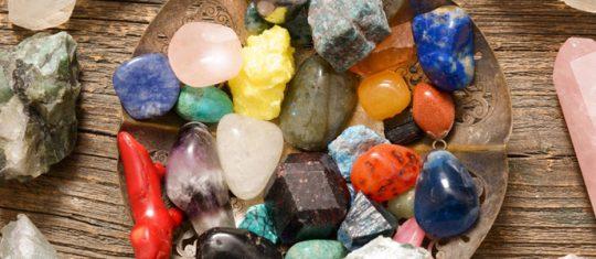 Natural stones properties